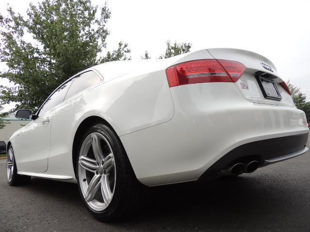 2011 Audi S5 4.2 quattro Premium Plus / AWD / Bang & Olufsen So - Photo 57 - Portland, OR 97217
