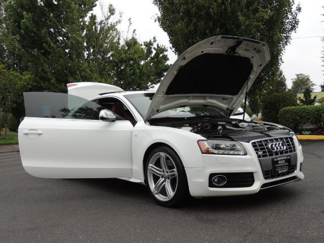 2011 Audi S5 4.2 quattro Premium Plus / AWD / Bang & Olufsen So - Photo 32 - Portland, OR 97217