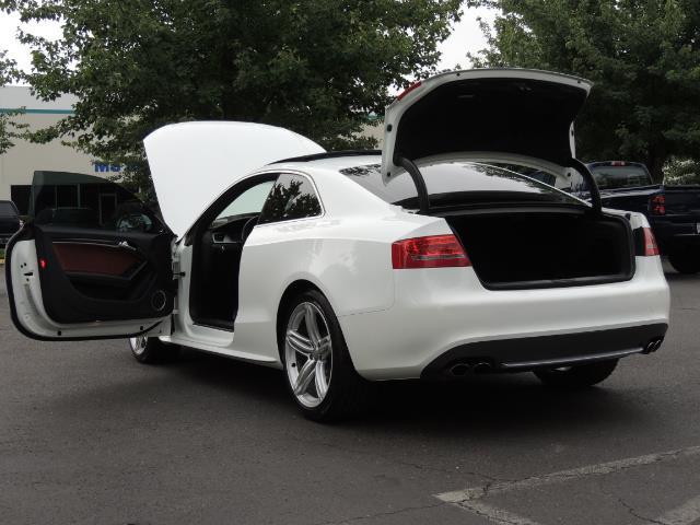 2011 Audi S5 4.2 quattro Premium Plus / AWD / Bang & Olufsen So - Photo 27 - Portland, OR 97217