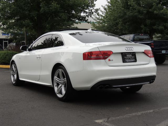 2011 Audi S5 4.2 quattro Premium Plus / AWD / Bang & Olufsen So - Photo 7 - Portland, OR 97217