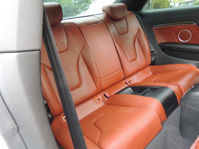 2011 Audi S5 4.2 quattro Premium Plus / AWD / Bang & Olufsen So - Photo 36 - Portland, OR 97217