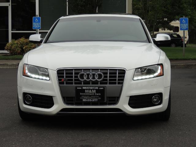2011 Audi S5 4.2 quattro Premium Plus / AWD / Bang & Olufsen So - Photo 5 - Portland, OR 97217
