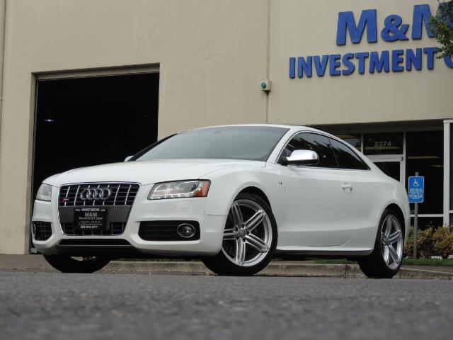 2011 Audi S5 4.2 quattro Premium Plus / AWD / Bang & Olufsen So - Photo 46 - Portland, OR 97217