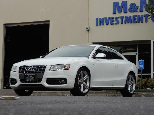 2011 Audi S5 4.2 quattro Premium Plus / AWD / Bang & Olufsen So - Photo 39 - Portland, OR 97217