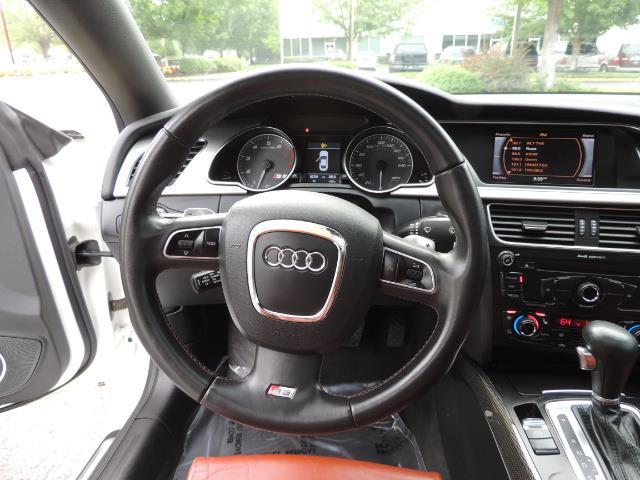 2011 Audi S5 4.2 quattro Premium Plus / AWD / Bang & Olufsen So - Photo 21 - Portland, OR 97217