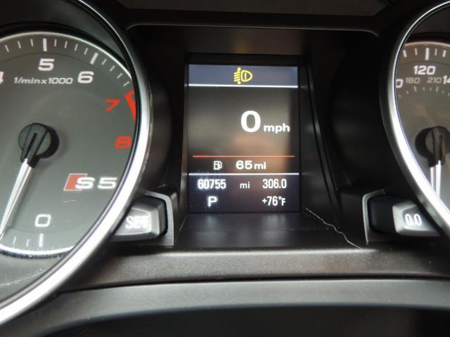 2011 Audi S5 4.2 quattro Premium Plus / AWD / Bang & Olufsen So - Photo 41 - Portland, OR 97217