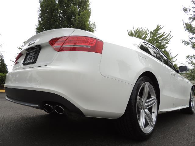 2011 Audi S5 4.2 quattro Premium Plus / AWD / Bang & Olufsen So - Photo 58 - Portland, OR 97217