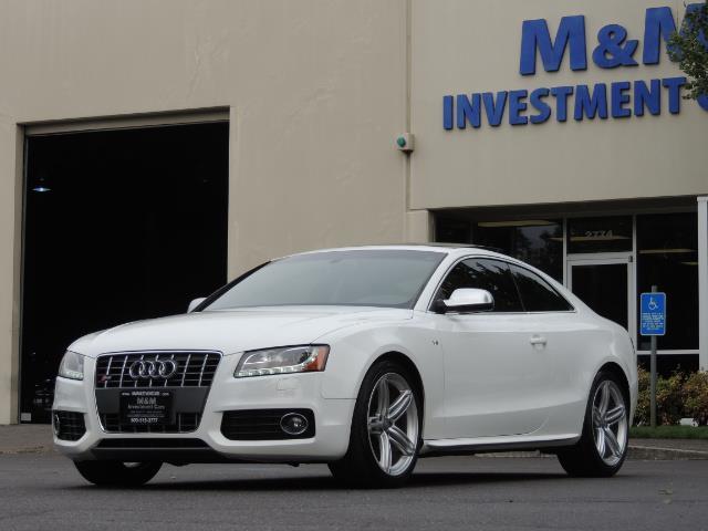 2011 Audi S5 4.2 quattro Premium Plus / AWD / Bang & Olufsen So - Photo 1 - Portland, OR 97217