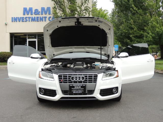 2011 Audi S5 4.2 quattro Premium Plus / AWD / Bang & Olufsen So - Photo 33 - Portland, OR 97217