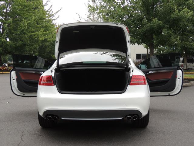 2011 Audi S5 4.2 quattro Premium Plus / AWD / Bang & Olufsen So - Photo 28 - Portland, OR 97217