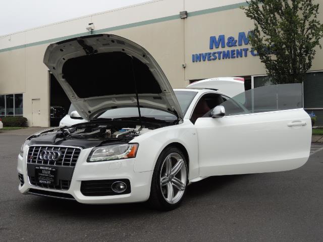 2011 Audi S5 4.2 quattro Premium Plus / AWD / Bang & Olufsen So - Photo 25 - Portland, OR 97217