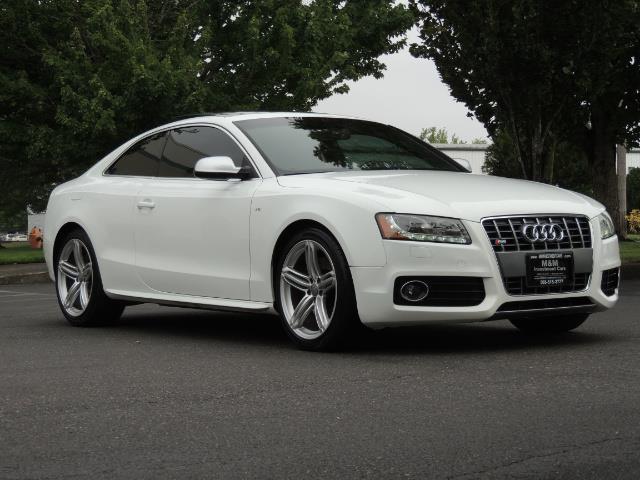 2011 Audi S5 4.2 quattro Premium Plus / AWD / Bang & Olufsen So - Photo 48 - Portland, OR 97217