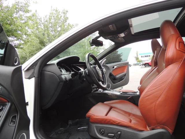 2011 Audi S5 4.2 quattro Premium Plus / AWD / Bang & Olufsen So - Photo 14 - Portland, OR 97217