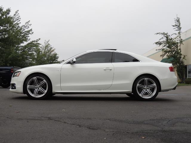 2011 Audi S5 4.2 quattro Premium Plus / AWD / Bang & Olufsen So - Photo 3 - Portland, OR 97217