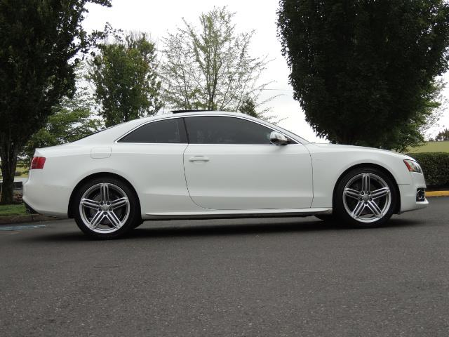 2011 Audi S5 4.2 quattro Premium Plus / AWD / Bang & Olufsen So - Photo 4 - Portland, OR 97217