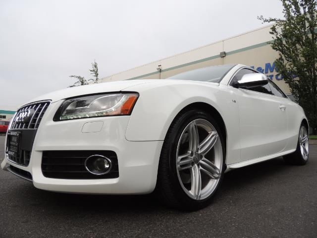2011 Audi S5 4.2 quattro Premium Plus / AWD / Bang & Olufsen So - Photo 9 - Portland, OR 97217