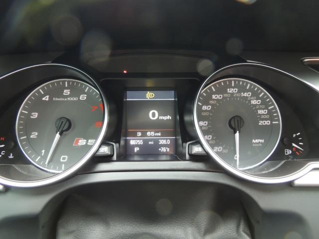 2011 Audi S5 4.2 quattro Premium Plus / AWD / Bang & Olufsen So - Photo 38 - Portland, OR 97217