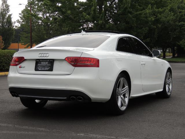 2011 Audi S5 4.2 quattro Premium Plus / AWD / Bang & Olufsen So - Photo 8 - Portland, OR 97217