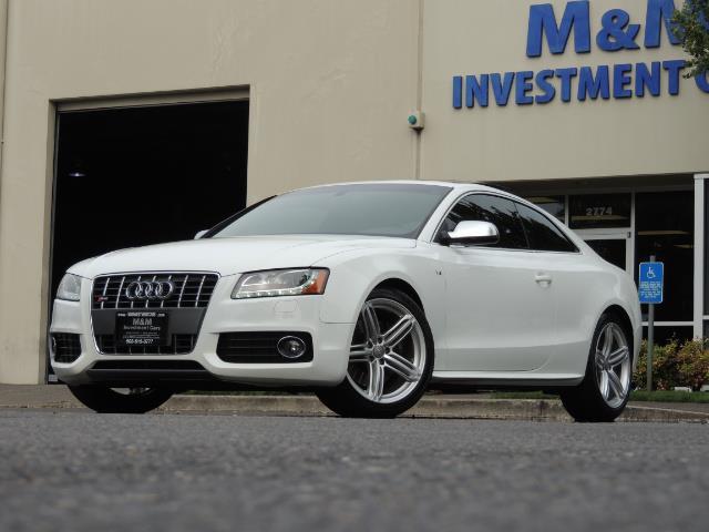 2011 Audi S5 4.2 quattro Premium Plus / AWD / Bang & Olufsen So - Photo 45 - Portland, OR 97217