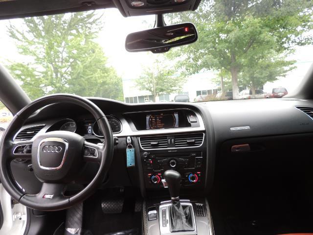 2011 Audi S5 4.2 quattro Premium Plus / AWD / Bang & Olufsen So - Photo 37 - Portland, OR 97217