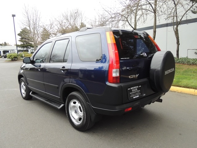 Honda Dealership Portland >> 2003 Honda CR-V LX/4WD / 4Cyl/ 5-Speed manual/ 1-Owner
