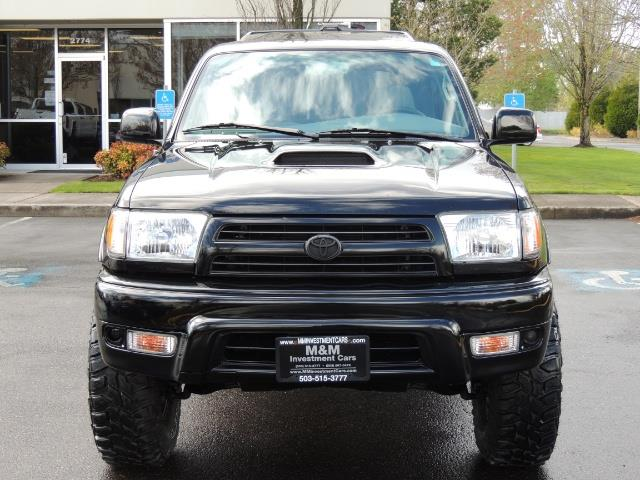 1999 Toyota 4Runner SPORT 4X4 V6 3.4L/ REAR DIFFERENTIAL LOCK / LIFTED - Photo 5 - Portland, OR 97217