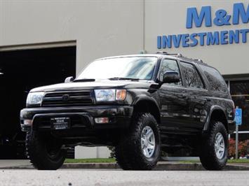 1999 Toyota 4Runner SPORT 4X4 V6 3.4L/ REAR DIFFERENTIAL LOCK / LIFTED SUV