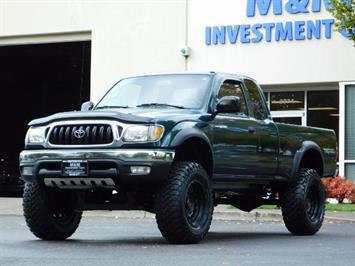 2003 Toyota Tacoma V6 2dr Xtracab 4WD TRD LIFTED / 33