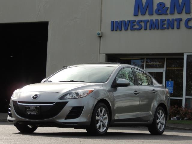 2010 Mazda Mazda3 i Touring / Sedan / Sunroof / Premium Sound - Photo 1 - Portland, OR 97217