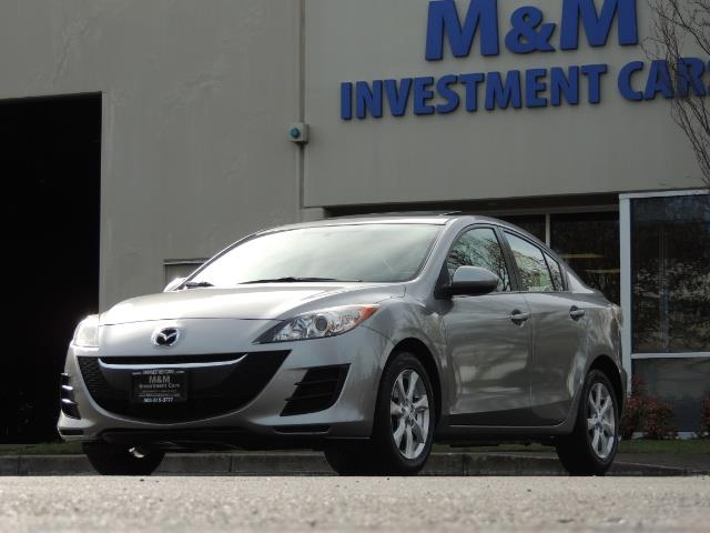 2010 Mazda Mazda3 i Touring / Sedan / Sunroof / Premium Sound - Photo 36 - Portland, OR 97217