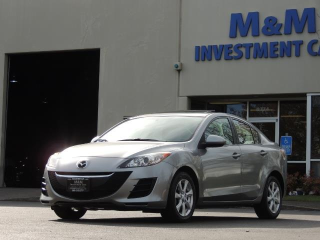 2010 Mazda Mazda3 i Touring / Sedan / Sunroof / Premium Sound - Photo 42 - Portland, OR 97217