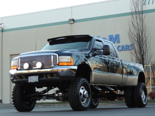 1997 Ford F250 73 Powerstroke Turbo Diesel 4x4 68100 Actual Miles