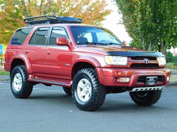 2002 Toyota 4Runner SR5 / 4WD / SPORT Special Edition / LIFTED LIFTED SUV
