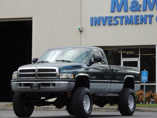 1998 Dodge Ram 2500 Laramie SLT / 4X4 / 5.9L Cummins Diesel 12-VALVE - Photo 37 - Portland, OR 97217