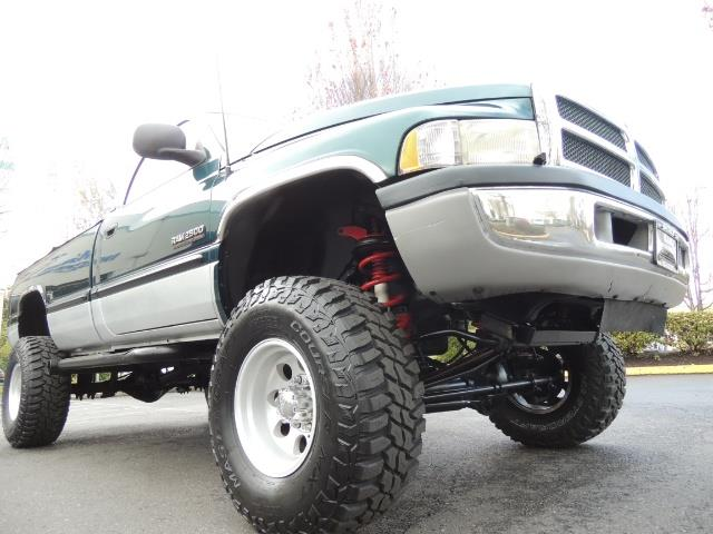 1998 Dodge Ram 2500 Laramie SLT / 4X4 / 5.9L Cummins Diesel 12-VALVE - Photo 12 - Portland, OR 97217