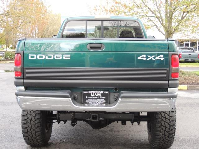 1998 Dodge Ram 2500 Laramie SLT / 4X4 / 5.9L Cummins Diesel 12-VALVE - Photo 6 - Portland, OR 97217