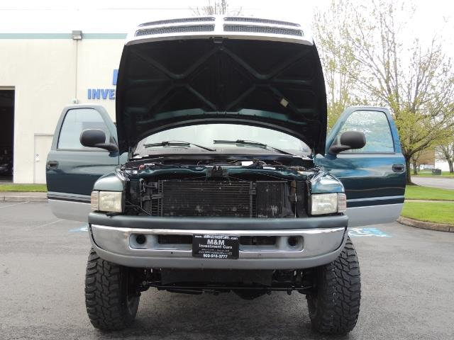 1998 Dodge Ram 2500 Laramie SLT / 4X4 / 5.9L Cummins Diesel 12-VALVE - Photo 30 - Portland, OR 97217