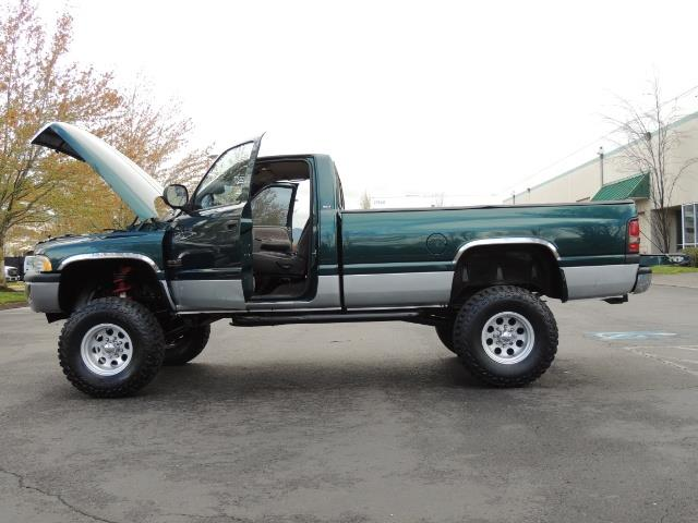 1998 Dodge Ram 2500 Laramie SLT / 4X4 / 5.9L Cummins Diesel 12-VALVE - Photo 22 - Portland, OR 97217