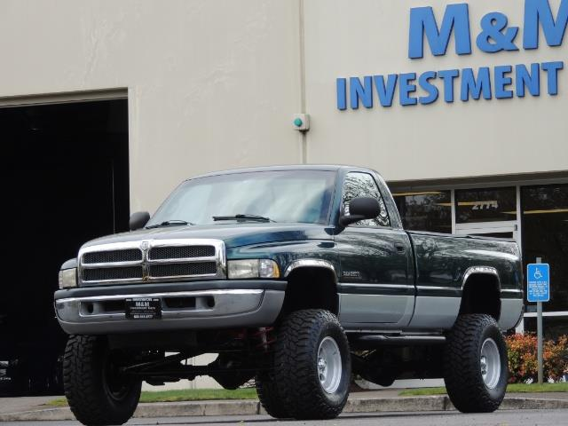 1998 Dodge Ram 2500 Laramie SLT / 4X4 / 5.9L Cummins Diesel 12-VALVE - Photo 39 - Portland, OR 97217