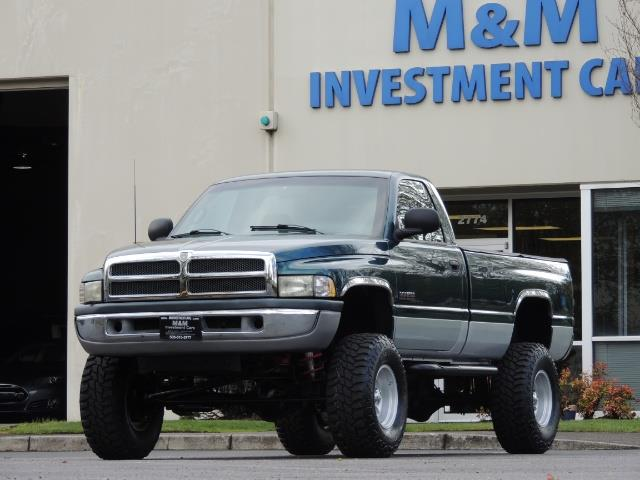 1998 Dodge Ram 2500 Laramie SLT / 4X4 / 5.9L Cummins Diesel 12-VALVE - Photo 38 - Portland, OR 97217