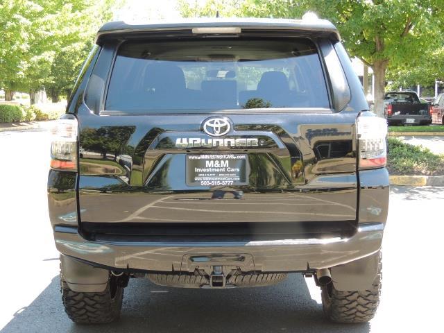 2016 Toyota 4Runner 4X4 3RD SEAT / CAM / WARRANTY / XD WHEELS / LIFTED - Photo 6 - Portland, OR 97217