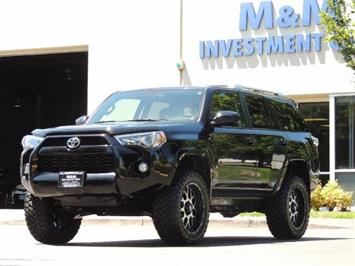 2016 Toyota 4Runner 4X4 3RD SEAT / CAM / WARRANTY / XD WHEELS / LIFTED SUV