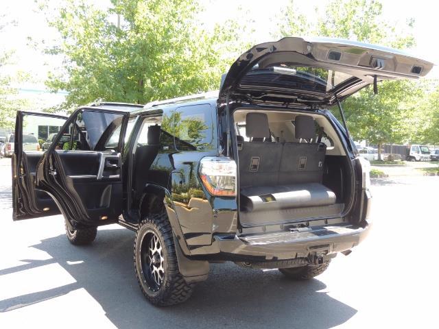 2016 Toyota 4Runner 4X4 3RD SEAT / CAM / WARRANTY / XD WHEELS / LIFTED - Photo 25 - Portland, OR 97217