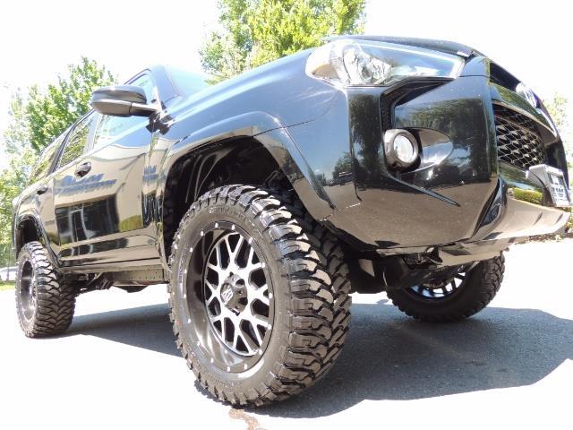 2016 Toyota 4Runner 4X4 3RD SEAT / CAM / WARRANTY / XD WHEELS / LIFTED - Photo 10 - Portland, OR 97217