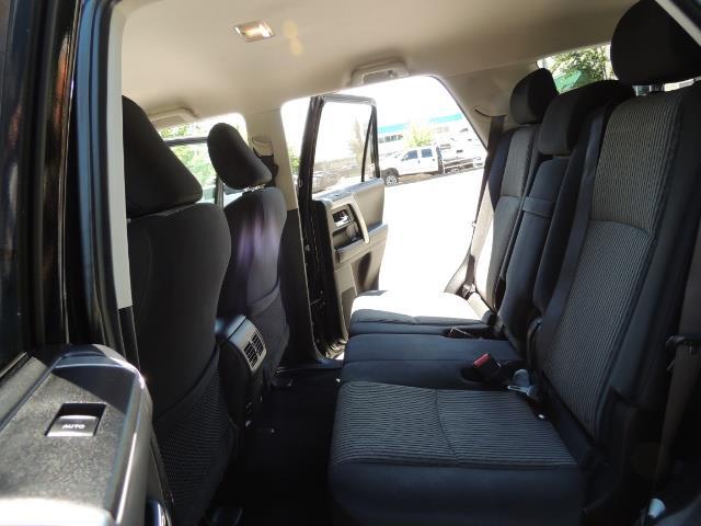 2016 Toyota 4Runner 4X4 3RD SEAT / CAM / WARRANTY / XD WHEELS / LIFTED - Photo 14 - Portland, OR 97217