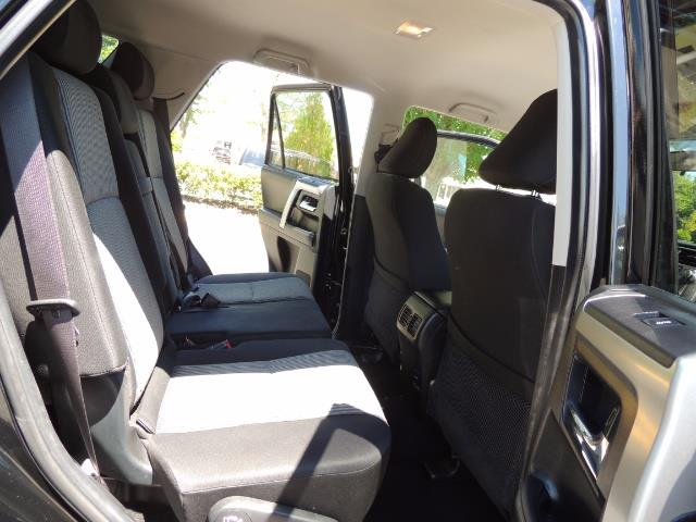 2016 Toyota 4Runner 4X4 3RD SEAT / CAM / WARRANTY / XD WHEELS / LIFTED - Photo 16 - Portland, OR 97217