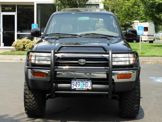 1998 Toyota 4Runner Limited 4WD SUPERCHARGED Timng Belt Done DIFF LOCK - Photo 5 - Portland, OR 97217