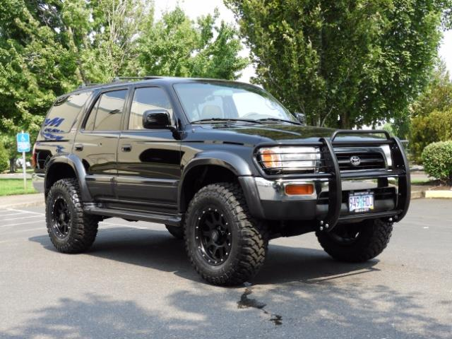 1998 Toyota 4Runner Limited 4WD SUPERCHARGED Timng Belt Done DIFF LOCK - Photo 2 - Portland, OR 97217
