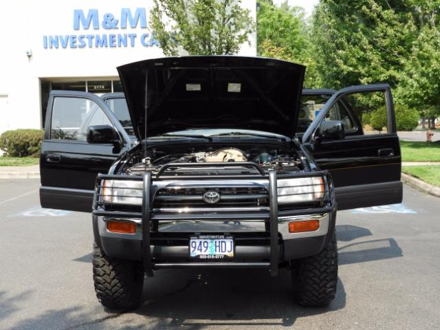 1998 Toyota 4Runner Limited 4WD SUPERCHARGED Timng Belt Done DIFF LOCK - Photo 31 - Portland, OR 97217