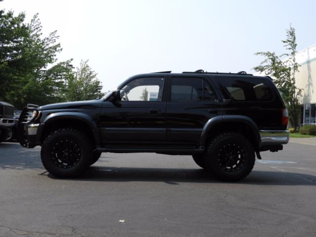 1998 Toyota 4Runner Limited 4WD SUPERCHARGED Timng Belt Done DIFF LOCK - Photo 3 - Portland, OR 97217